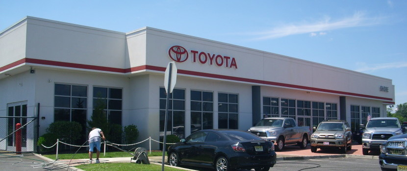 Shore Toyota After Soft Wash